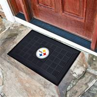 Pittsburgh Steelers Vinyl Door Mat