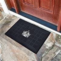 "NHL - Los Angeles Kings Medallion Door Mat 19.5""x31.25"""