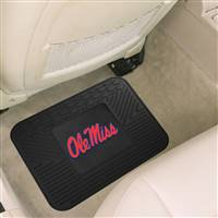 "University of Mississippi (Ole Miss) Utility Mat 14""x17"""