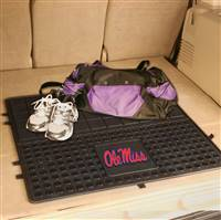 Ole Miss Rebels Vinyl Cargo Mat