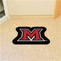 "Miami University (OH) Mascot Mat 40"" x 29.3"""