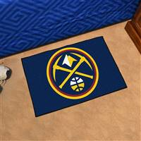 "Denver Nuggets Starter Rug 20""x30"""