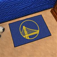 "Golden State Warriors Starter Rug 20""x30"""