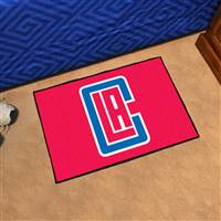 "NBA - Los Angeles Clippers Starter Mat 19""x30"""