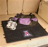 "University of Arizona Heavy Duty Vinyl Cargo Mat 31""x31"""
