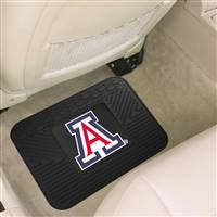 "University of Arizona Utility Mat 14""x17"""