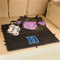 "Duke University Heavy Duty Vinyl Cargo Mat 31""x31"""