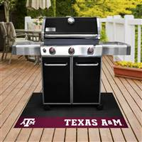 "Texas A&M University Grill Mat 26""x42"""