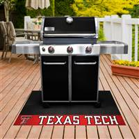 "Texas Tech University Grill Mat 26""x42"""