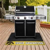 "University of Iowa Grill Mat 26""x42"""