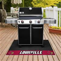 "University of Louisville Grill Mat 26""x42"""