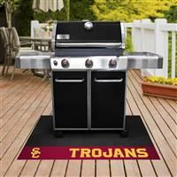 "University of Southern California Grill Mat 26""x42"""