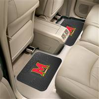 "University of Maryland 2 Utility Mats 14""x17"""