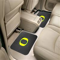 "University of Oregon 2 Utility Mats 14""x17"""