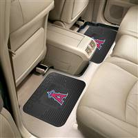 "Los Angeles Angels 2 Utility Mats 14""x17"""