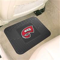 "Western Kentucky University Utility Mat 14""x17"""