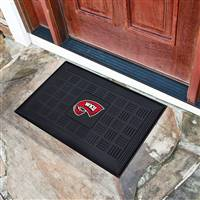 "Western Kentucky University Medallion Door Mat 19.5""x31.25"""