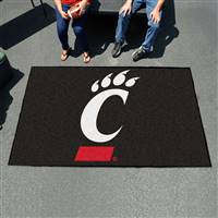 "University of Cincinnati Ulti-Mat 59.5""x94.5"""