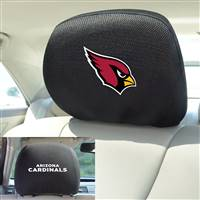 "NFL - Arizona Cardinals Head Rest Cover 10""x13"""