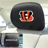 "NFL - Cincinnati Bengals Head Rest Cover 10""x13"""