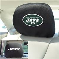 "NFL - New York Jets Head Rest Cover 10""x13"""