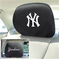 "New York Yankees Head Rest Cover 10""x13"""