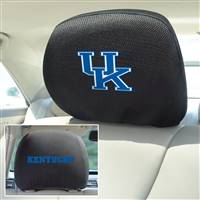 "University of Kentucky Head Rest Cover 10""x13"""
