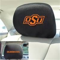 "Oklahoma State University Head Rest Cover 10""x13"""
