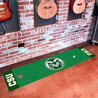 "Colorado State University Putting Green Mat 18""x72"""