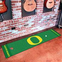 "University of Oregon Putting Green Mat 18""x72"""