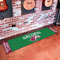 "Southern Illinois University Putting Green Mat 18""x72"""