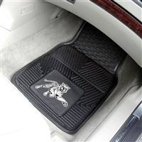 "Jackson State University 2-pc Vinyl Car Mat Set 17""x27"""