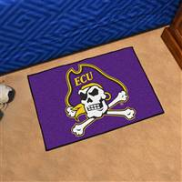 "East Carolina University Starter Mat 19""x30"""