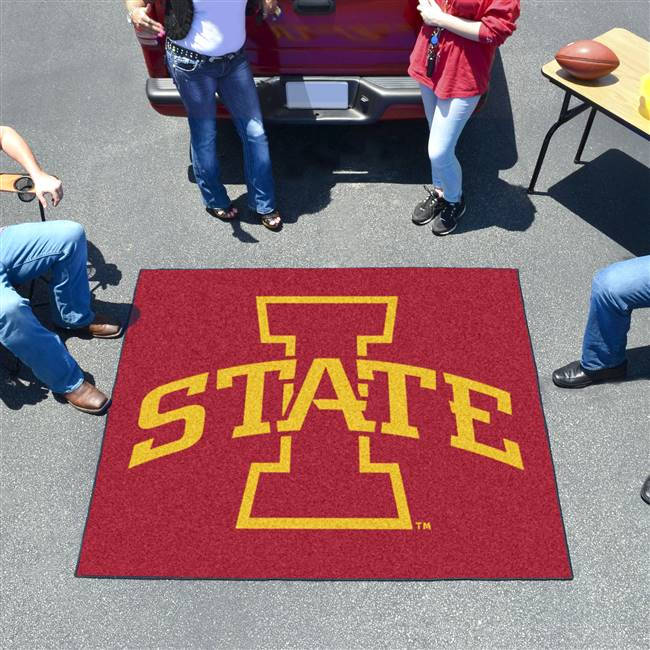 Iowa State Cyclones Tailgater Rug 60 Quot X72 Quot