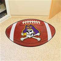"East Carolina Pirates Football Rug 22""x35"""