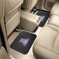 "University of Arizona 2 Utility Mats 14""x17"""