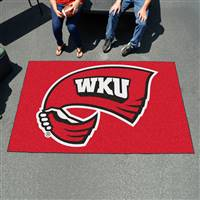 "Western Kentucky University Ulti-Mat 59.5""x94.5"""