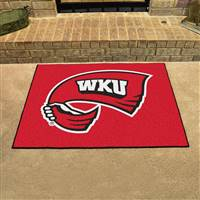 "Western Kentucky University All-Star Mat 33.75""x42.5"""