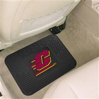 "Central Michigan University Utility Mat 14""x17"""