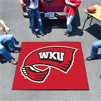 "Western Kentucky University Tailgater Mat 59.5""x71"""