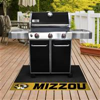 "University of Missouri Grill Mat 26""x42"""