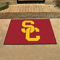 "University of Southern California All-Star Mat 33.75""x42.5"""