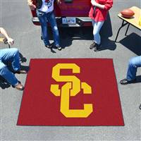 "University of Southern California Tailgater Mat 59.5""x71"""