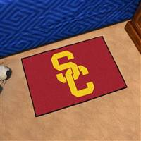 "Southern California (USC) Trojans Starter Rug 20""x30"""
