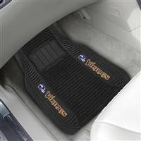"NFL - Minnesota Vikings 2-pc Deluxe Car Mat Set 21""x27"""