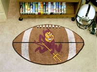 "Arizona State Sun Devils Football Rug 22""x35"""