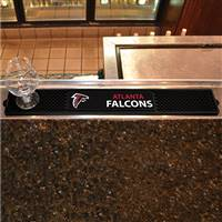 "NFL - Atlanta Falcons Drink Mat 3.25""x24"""