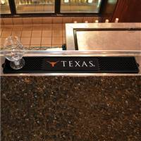"University of Texas Drink Mat 3.25""x24"""