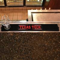 "Texas Tech University Drink Mat 3.25""x24"""