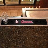 "St. Louis Cardinals Drink Mat 3.25""x24"""